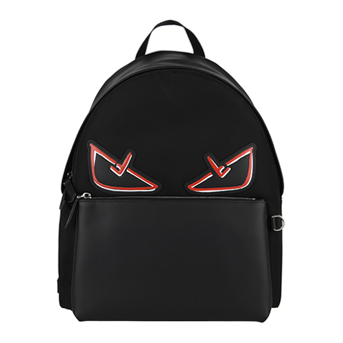 [FENDI]BACKPACK NYLON SANT 7VZ042 A72L P0N