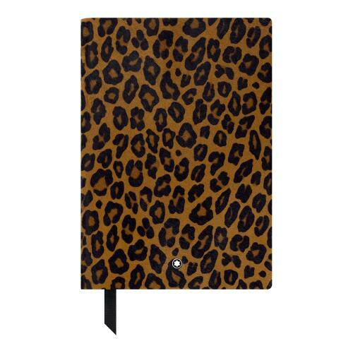 [MONTBLANC]Notebook #146 Animal Print Leo/U0118032