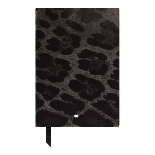 [MONTBLANC]Notebook #146 Animal Print Panther/U0118033