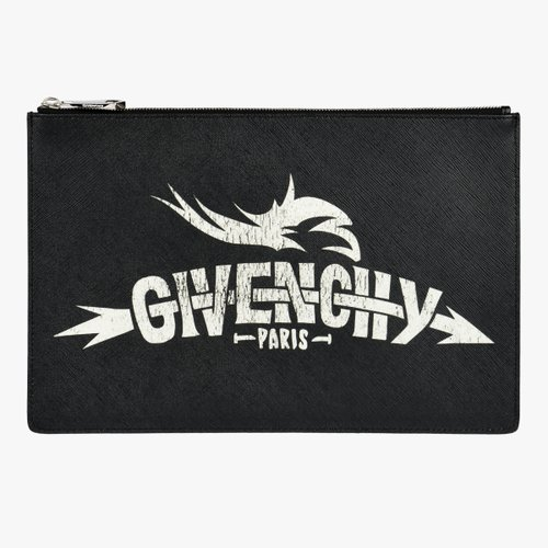 [GIVENCHY]Print Medium Pouch
