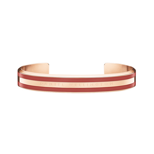 [DANIEL WELLINGTON]Classic Bracelet Red RG Small