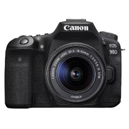 [CANON]카메라 EOS 90D 18-55mm STM LENS KIT