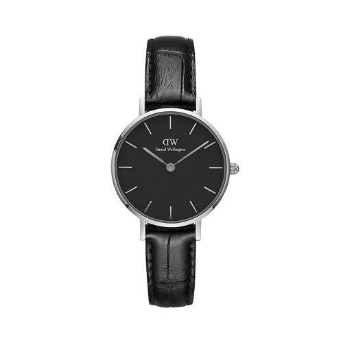 [DANIEL WELLINGTON]Petite 28 Reading S Black