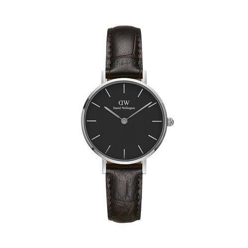 [DANIEL WELLINGTON]Petite 28 York S Black
