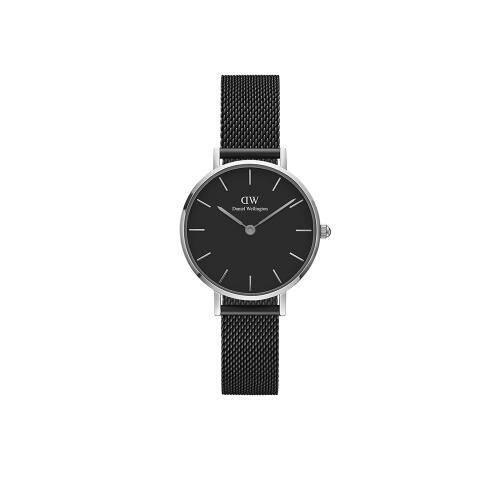 [DANIEL WELLINGTON]Petite 28 Ashfield S Black