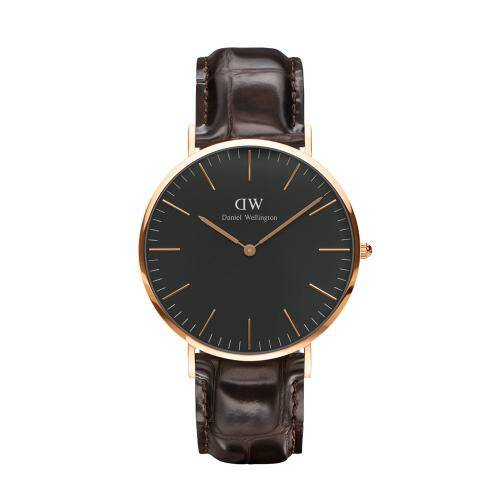 [DANIEL WELLINGTON]Classic Black York